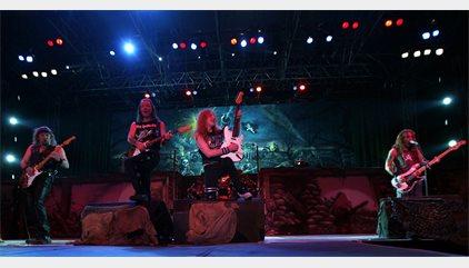 El Salvador se convierte en destino turístico gracias a Iron Maiden