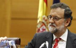 Rajoy diu que traslladarà a Sánchez que la seva proposta de coalició és la democràtica (EUROPA PRESS)