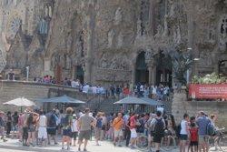 Més de quatre milions de turistes visiten la província de Barcelona el 2015, un 1,6% més (EUROPA PRESS)