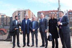 Tarragona convertirà en equipament l'espai de voleibol dels Jocs Mediterranis 2017 (AJUNTAMENT DE TARRAGONA)