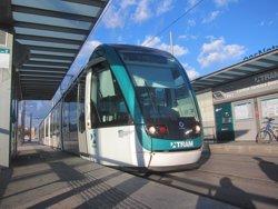TMB es compromet a impulsar les actuacions necessàries per ser operador del futur tramvia (EUROPA PRESS)