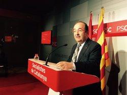 Iceta demana a la Generalitat que incrementi la dotació econòmica per a l'Hospital de Viladecans (EUROPA PRESS)