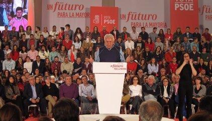 Felipe González creu que Chaves i Griñán han assumit amb 'superescreix' la responsabilitat política dels ERO