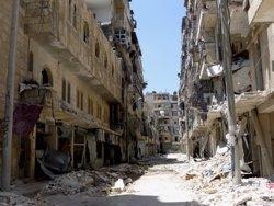 Rússia bombardeja 1.900 objectius en una setmana i mata dos destacats jihadistes a Alep (MSF)