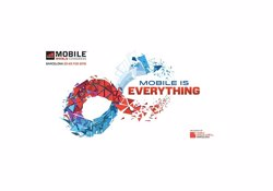 El pavelló d'Espanya del Mobile World Congress acollirà 60 empreses TIC (MWC)