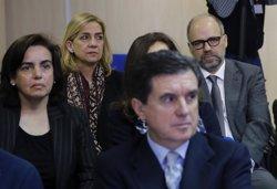 El tribunal avança a divendres 19 la declaració de la infanta Cristina (POOL)