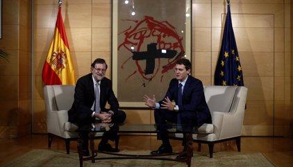 Rajoy proposa cinc pactes d'Estat