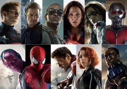'Capitán América Civil War': la mort que canviarà per sempre l'univers Marvel (MARVEL)