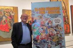 El Saló del Còmic dedicarà una exposició monogràfica a Ibáñez (EUROPA PRESS)