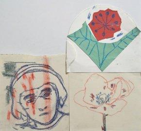 Foto: Los artistas Miguel Hernández y José M. Muñoz exponen sus dibujos y pinturas en la sala 'Pintores 10' de Cáceres (DIPUTACIÓN DE CÁCERES)