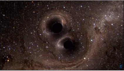 Una científica argentina confirma la existencia de ondas gravitacionales predicha por Albert Einstein
