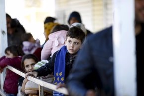 Foto: Turquía advierte de que los desplazados de Alepo podrían superar el millón (OSMAN ORSAL / REUTERS)