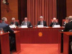 Jané anuncia la convocatòria de noves places de Mossos i Bombers (EUROPA PRESS)