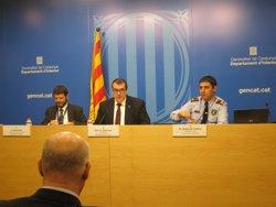 Jané demana competències per a Mossos en estrangeria, aeroports i explosius (EUROPA PRESS)