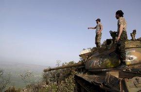 Foto: Arabia Saudí asegura que el envío de tropas terrestres a Siria es