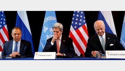 EUA i Rússia anuncien un pla d'alto el foc i lliurament d'ajuda humanitària per a Síria