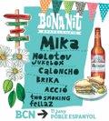 Mika y Molotov Jukebox estarán en el festival Bona Nit Barcelona 2016
