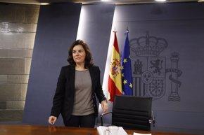 Foto: El Gobierno, dispuesto a negociar una relajación del déficit que se ajuste al reglamento (EUROPA PRESS)