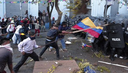 ¿Cuál es la situación de los Derechos Humanos en Ecuador?
