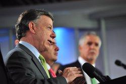 Santos confía en firmar este año la paz con las FARC y