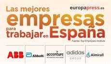 Estas son las mejores empresas para trabajar en España en 2016 (EUROPA PRESS)