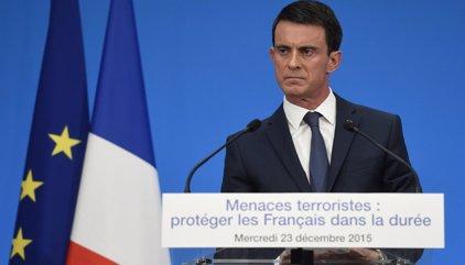 Valls exigeix a Rússia que cessi immediatament bombardejos sobre la població civil a Síria