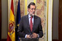 Rajoy, disposat a sotmetre's a la votació d'investidura si Sánchez fracassa (EUROPAPRESS)