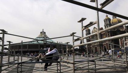 La Basílica de Guadalupe abre sus puertas al Papa Francisco y 37.000 asistentes