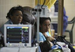 Médicos denuncian la crisis de salud que se vive en Venezuela (STRINGER . / REUTERS)