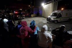 Detenidos tres funcionarios del penal Topo Chico relacionados con la muerte de 50 presos (DANIEL BECERRIL / REUTERS)