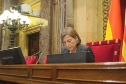 Forcadell sobre Muriel Casals: