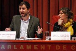El conseller Comín assegura que Catalunya deu a Muriel Casals