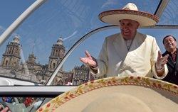 El Papa Francisco realizará un recorrido de 8,4 kilómetros en papamóvil este domingo (HANDOUT . / REUTERS)