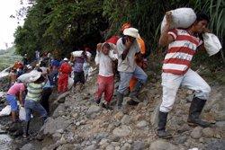 Colombia, el país más contaminado con mercurio de Iberoamérica (STRINGER . / REUTERS)