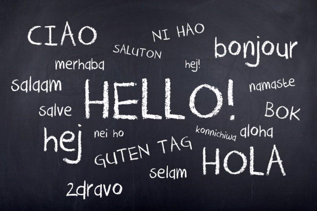 Bilingüismo, idiomas