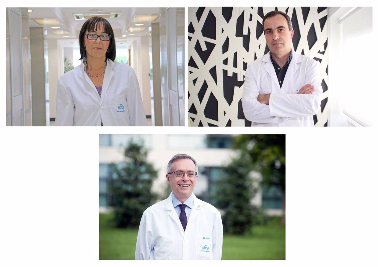 Ginecólogos