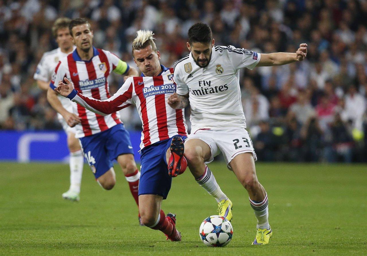 Clos Gómez arbitrará el Real Madrid-Atlético de Madrid