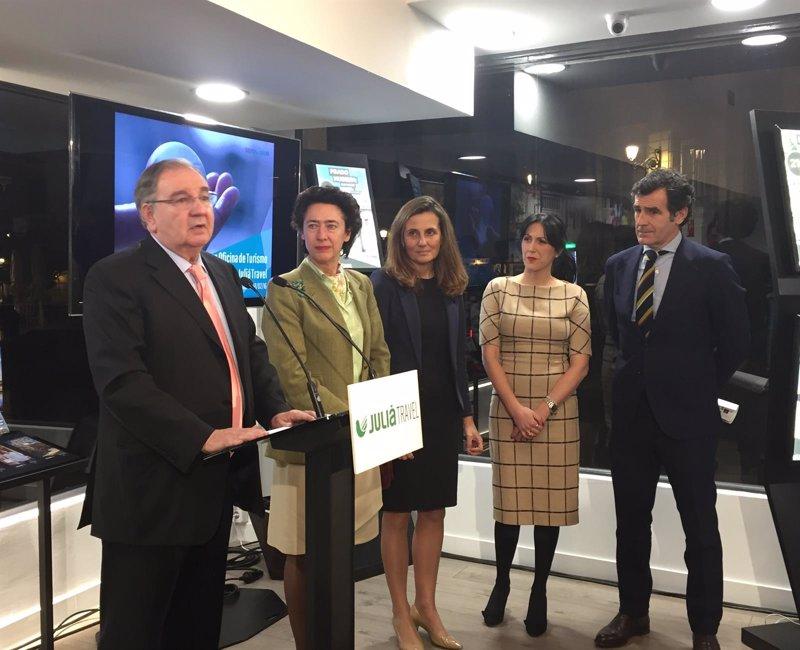 Juli travel aument un 35 su facturaci n en turismo for Oficina de turismo de portugal en madrid