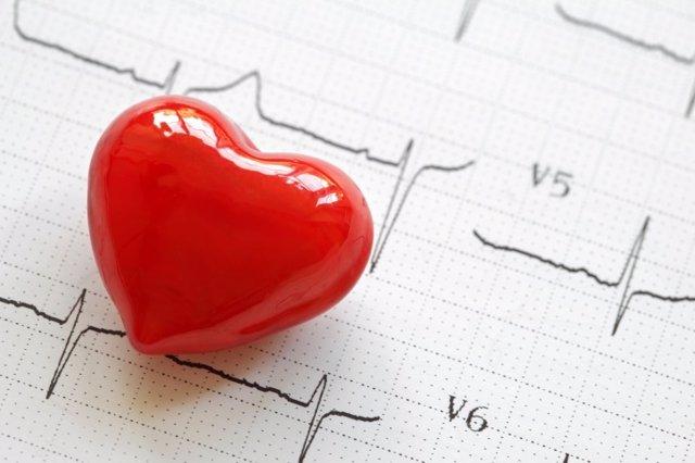 Corazón y electrocardiograma
