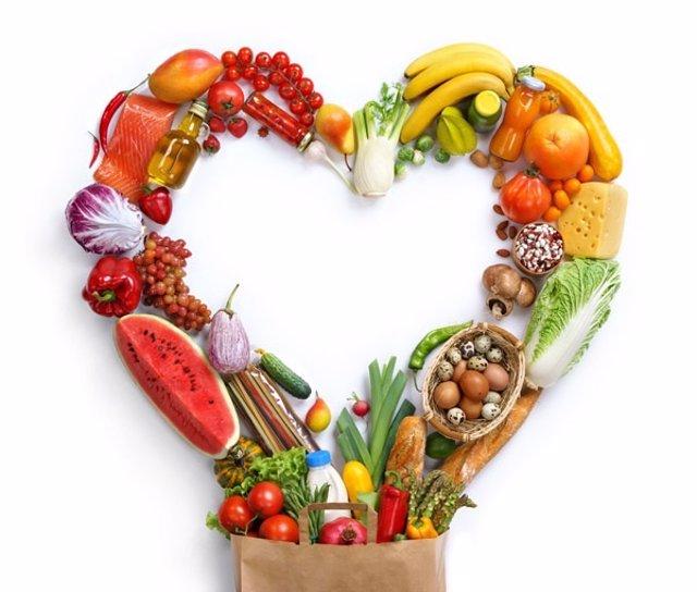 Dieta, fertilidad, fruta, verdura