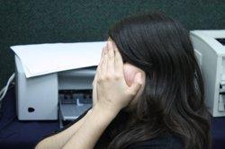 Ejecutivos, emprendedores y autónomos suponen el 70% de los afectados por estrés laboral