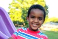 Así ve el mundo Mareto, un niño autista de cuatro años