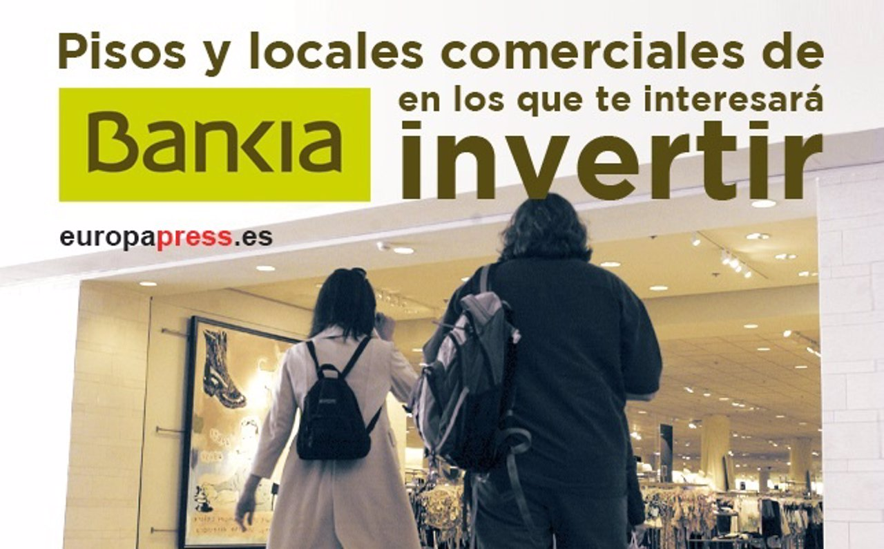 Pisos y locales comerciales de bankia en los que te for Pisos de bancos bankia