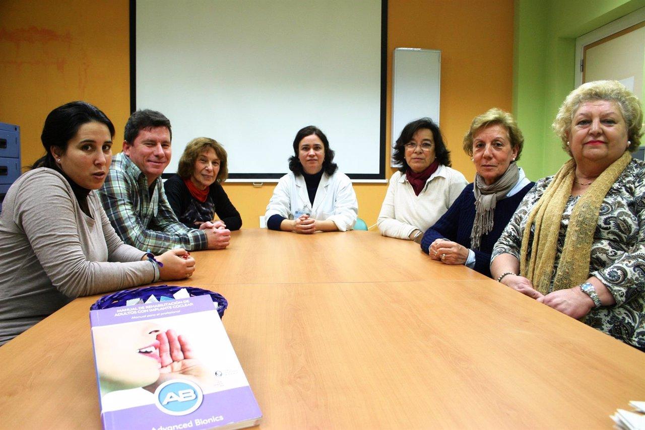 H. Macarena incorpora un taller logopédico para pacientes con implante coclear
