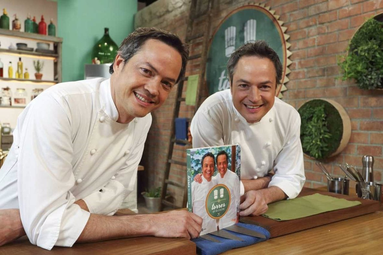 torres en la cocina el libro de recetas de los hermanos