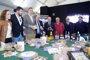 Foto: III Feria de Dulces de Cuaresma en el patio de la Diputación