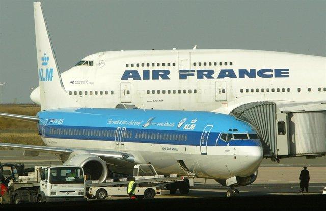 Resultado de imagen para klm air france europa latinoamerica