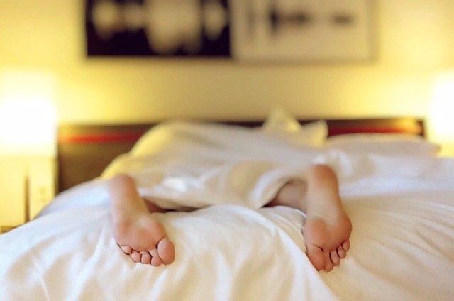 Dormir, sueño, cama