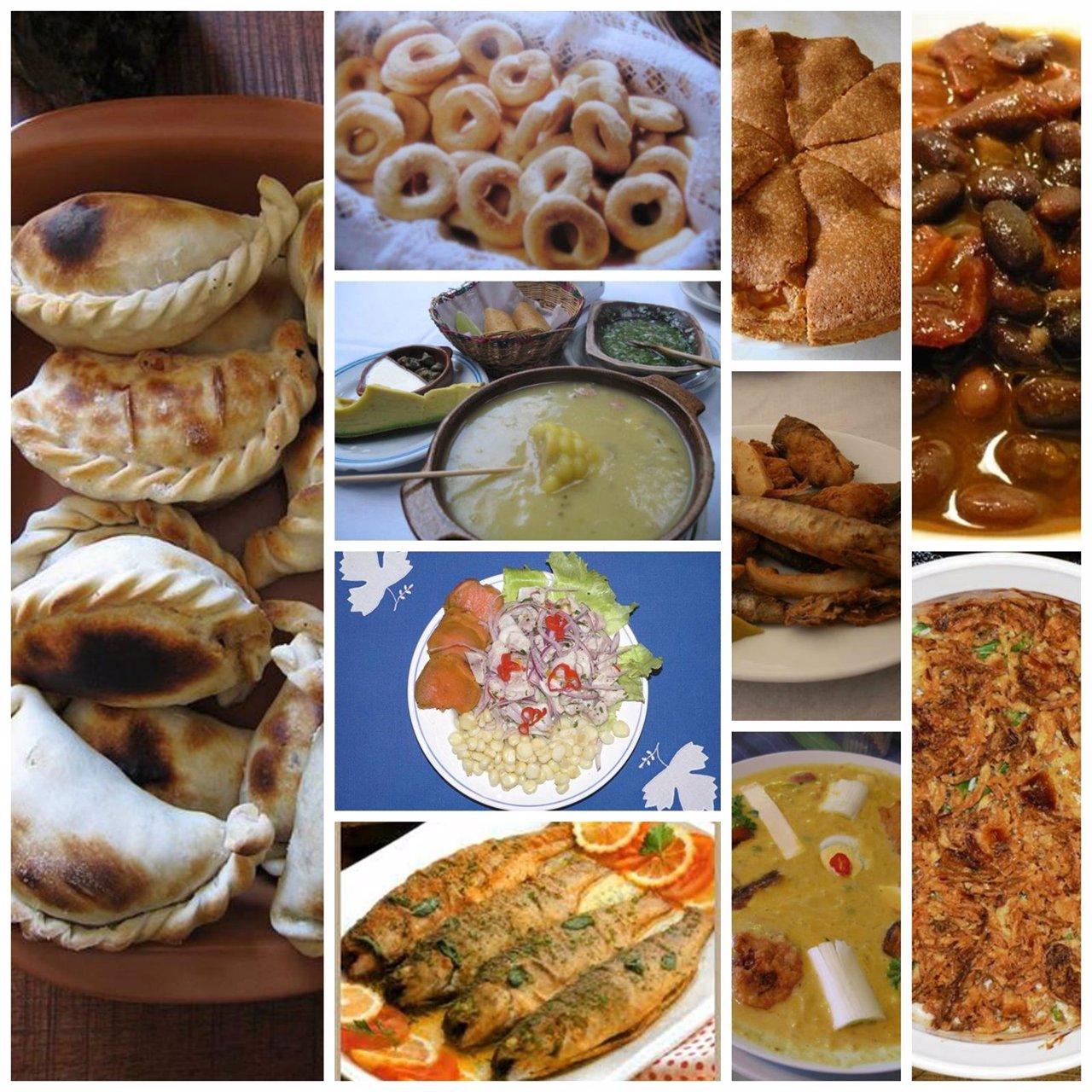 Platos De Semana Santa Of Los Platos T Picos En La Semana Santa De Iberoam Rica