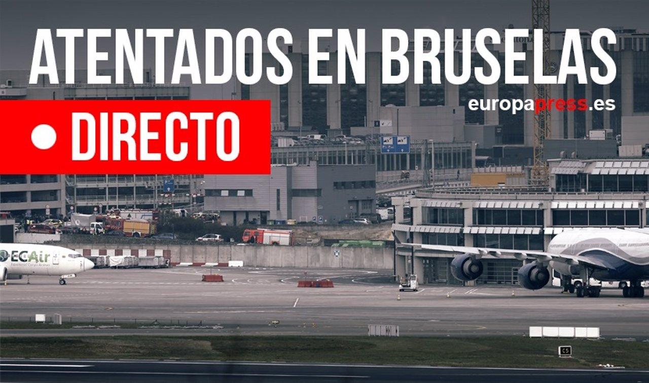 Directo atentados Bruselas